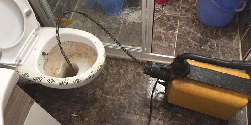 Türkkonut Tuvalet Tıkanıklığı Açma